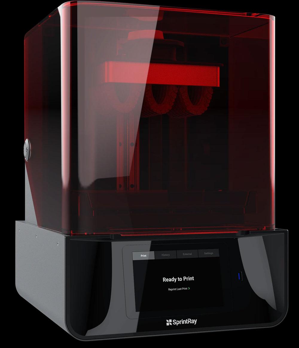 sprintray-3d-printer