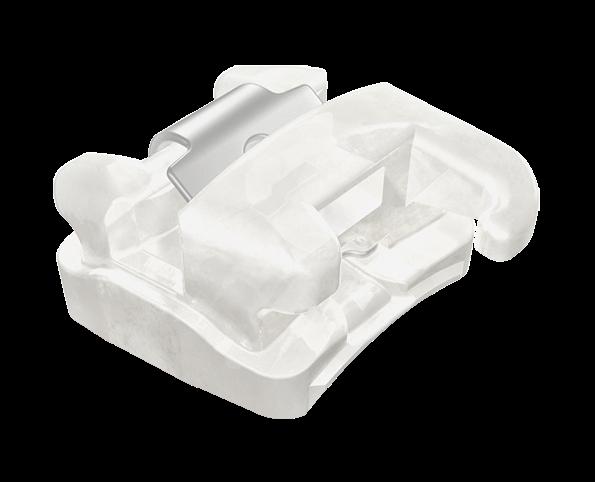 ceramic self-ligating braces
