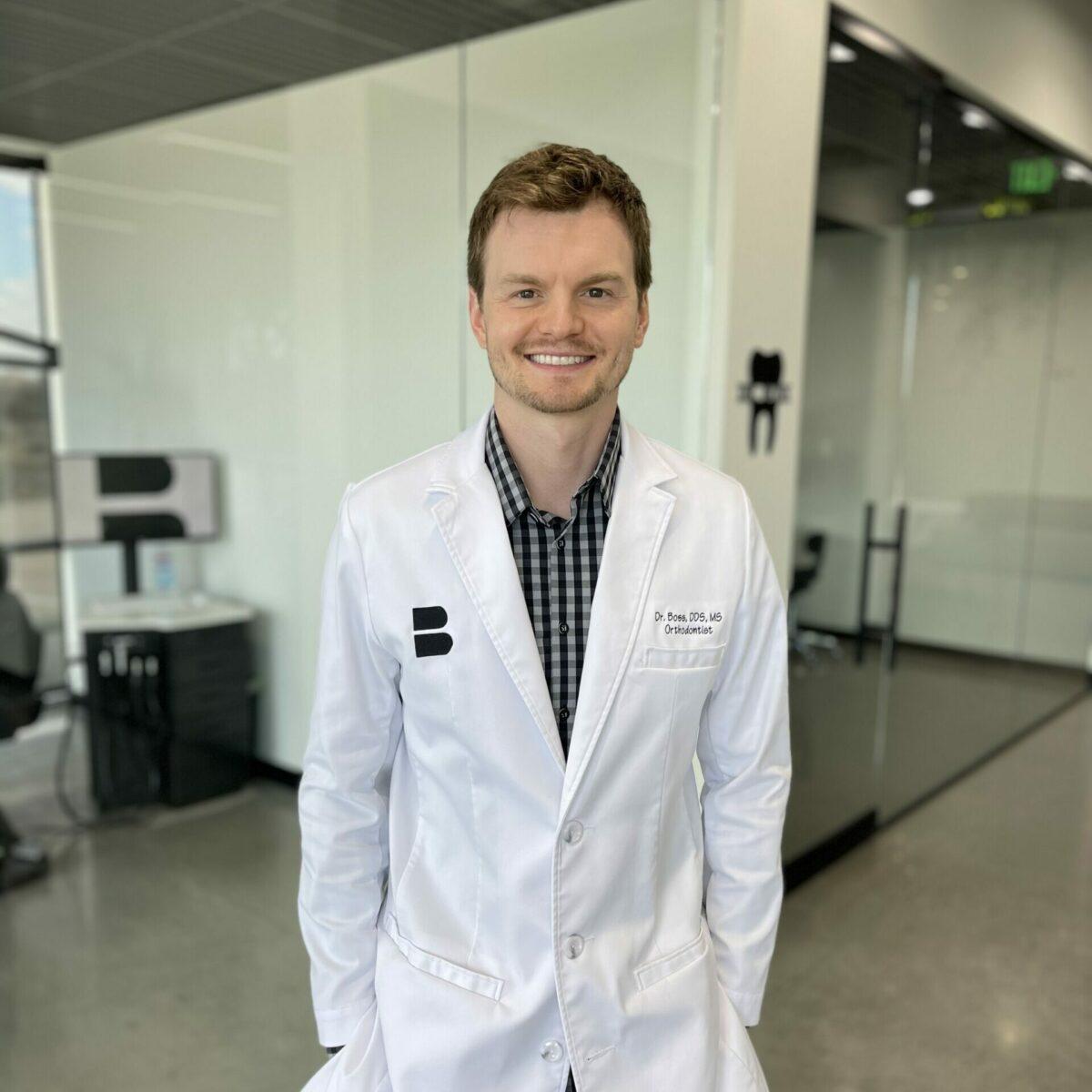 Dr. Hunter Boss, DDS, MS