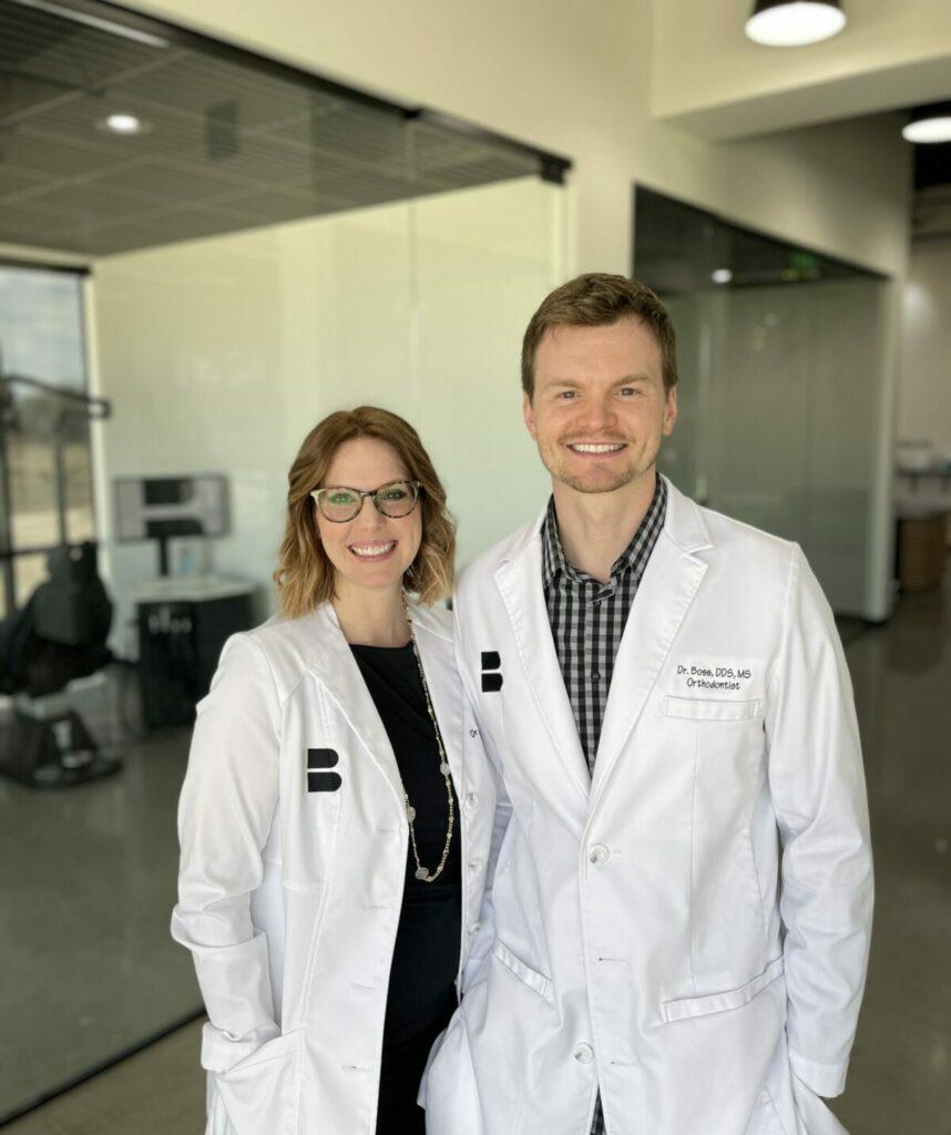 Dr ReAnn and Hunter Boss